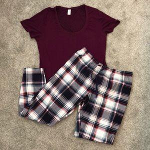 Soft pajamas!